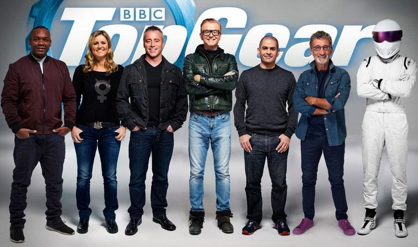 Новая команда Top Gear