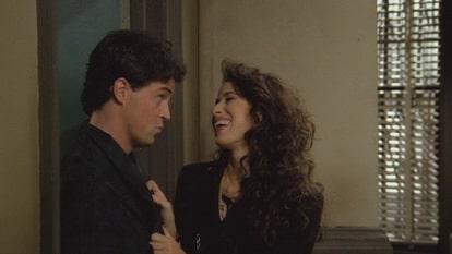 В четырнадцатой серии Чендлер и Дженис снова вместе