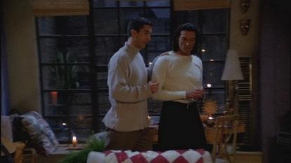 В седьмой серии Росс объясняется с Паоло